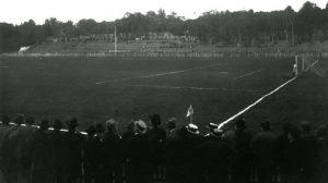 Foto Estádio Palestra Itália em 1922